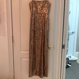 Evening gown/ New Years dress/ formal gown